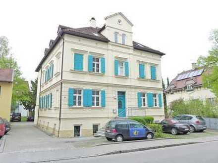 Gute stadtnahe Lage - Nette Büro- oder Praxisräume in der Katharinenvorstadt von Landsberg am Lech