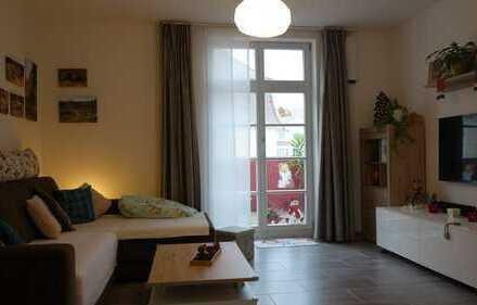 Neue Hofgärten – Neuwertige 3 Zimmer-Wohnung mit Balkon und Stellplatz **provisionsfrei**