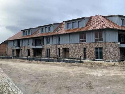 Exklusive große 3 Zimmer Dachgeschosswhg. mit riesiger Loggia im alten Dorfkern von Wob-Wendschott