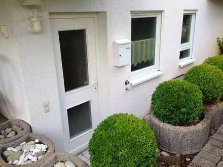 Schöne zwei Zimmer Wohnung in Tübingen (Kreis), Rottenburg (Dettingen) an Pendler oder Studenten