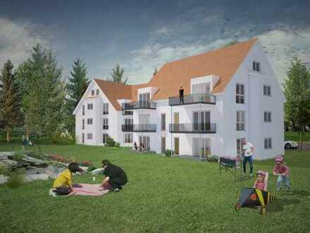 ** Moderne, lichtdurchflutete 3- Zimmer- Wohnung mit Terrasse und Tiefgarage in Heilsbronn**