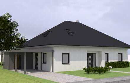 *** NEUBAU: Moderner Bungalow (KfW 55) in Diepholz ***