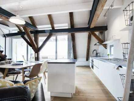 Möblierte 2 Zimmer- Wohnung von Jan 2019- 31.März 2019 zu vermieten