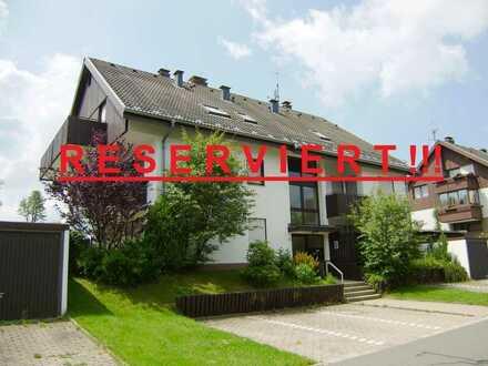 Bezugsfertige Wohnung mit Terrasse und neuer EBK