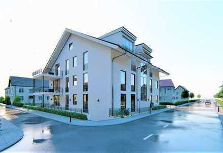 Exklusive Neubau 2-Zimmer Eigentumswohnung mit Balkon