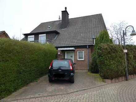 Steinfurt-Borghorst, großzügige Doppelhaushälfte mit Einliegerwohnung zu verkaufen