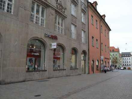 Hochwertige Ladenfläche in Bestlage der Regensburger Altstadt/Fußgängerzone