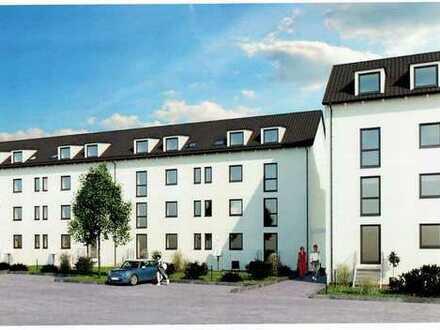 Kernsanierte 2 ZKB Erdgeschosswohnung in Dillingen