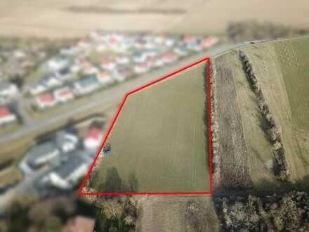 Unerschlossenes Grundstück in Westhofen