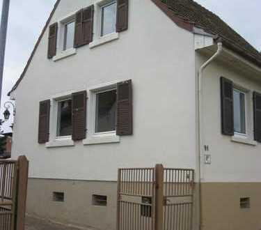 Schönes Haus mit vier Zimmern und Garten im Donnersbergkreis, Kirchheimbolanden