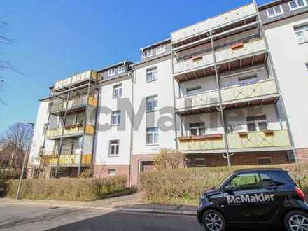 3-Zimmer-Wohnung mit Balkon als Kapitalanlage in Chemnitz