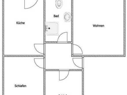 Do-Hombruch: Zentrale 3,5 Zimmer Wohnung - saniert & renoviert!