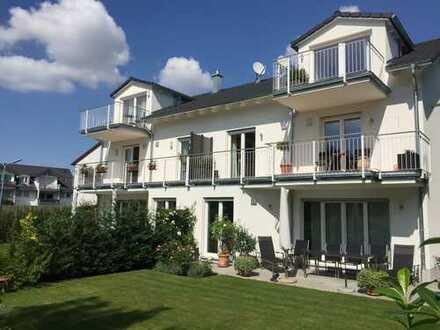 Wunderschöne Doppelhaushälfte mit Garage - KFW 40 Haus