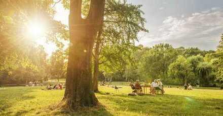 Kleines, feines, eigenes Heim im Prenzlauer Berg :) gegenüber vom beliebten Volkspark Friedrichshain