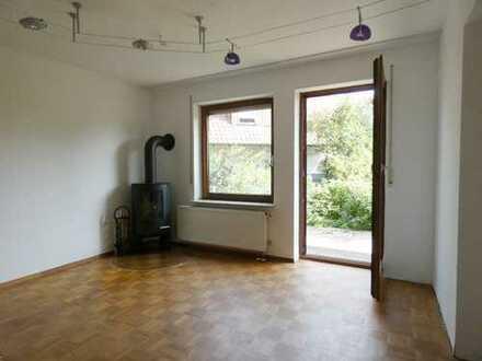 Teilmöbilierte 1,5-Zimmer-Wohnung mit EBK und Terrasse in Weil der Stadt