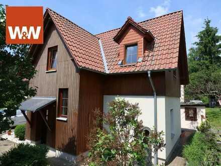 Modernes Einfamilienhaus in ruhiger Lage zur Miete - gute Erreichbarkeit nach Chemnitz und Leipzig