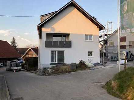 Neuwertige 5-Raum-Wohnung mit Balkon und Einbauküche im Umfeld von Ravensburg