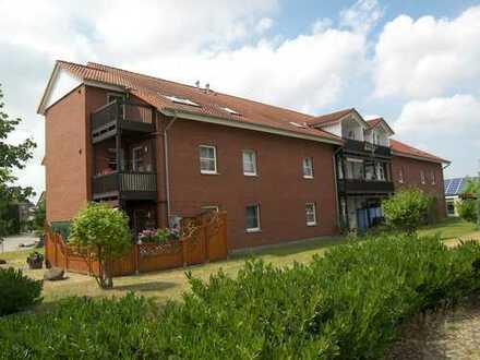 2-Zimmerwohnung mit Balkon und Fahrstuhl