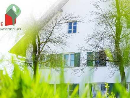 Erstbezug 2023: Wohnprojekt sucht Mitbewohner:innen: 4-Zimmer-Maisonette-Wohnung in Eresing