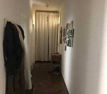 Wunderschöne Altbau 4-Raum-Wohnung in Schwanthalerhöhe, Balkon in Planung