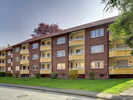 Lünen-Gahmen: Ruhig gelegene 2,5-Zimmerwohnung mit Balkon!