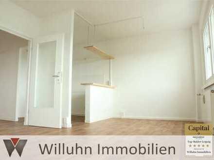 Wunderschöne Wohnung mit Balkon frisch saniert