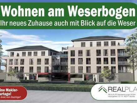 Wohnen am Weserbogen 1.3.1 2-Zimmerwohnung