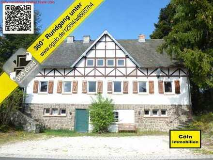 Sehr großes historisches Haus Einliegerwohnung möglich 5 km bis zum Nürburgring