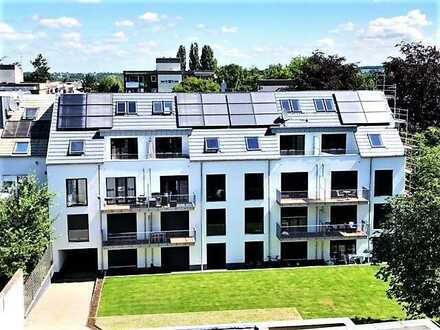 Stufenlose Erdgeschoss-Wohnung mit hohem Qualitätsstandard