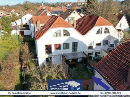 Hübsches, renoviertes Stadthaus in Altstadtnähe mit Süd-West-Garten