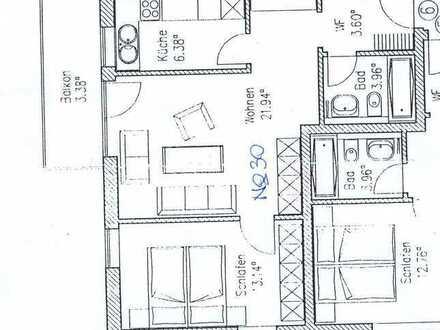 Gemütliche 2-Zimmer-Whg. mit Balkon in Bestlage von Markt Schwaben