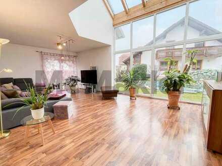 Hoher Komfort für hohe Ansprüche: Modernes Eigenheim mit Qualitätsausstattung bei Landshut