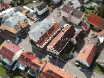 Großes Entwicklungspotential in 2. Reihe zum Neckar