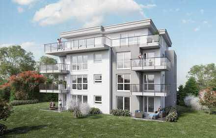 NEU ! Das ist Wohn-Luxus! Penthouse-Traum mit wahnsinns Dachterrasse !