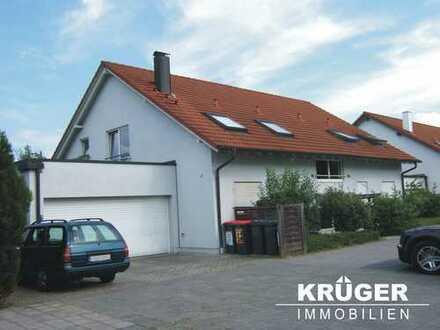 KA-Hagsfeld / helle 3-Zimmer-DG-Wohnung mit Duplexparker / frei ab 15.10.2019