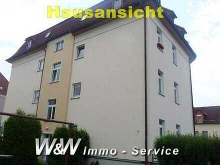 schöne 3 Zimmer Dachgeschosswohnung mit neuem Laminat