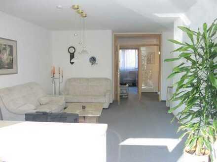 Zentrumsnahe helle 2 ZKB mit Loggia in gepflegter Wohnanlage Bj. ´84, am Park, 65 m²