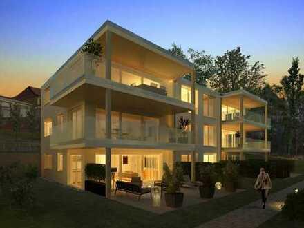 Moderne, helle 2 Zimmerwohnung mit schönem Balkon und Blick auf Pfullendorf