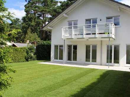 Exklusive, neuwertige 3-Zimmer-Gartenwohnung mit Einbauküche in attraktiver Lage