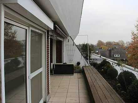 Vollständig renovierte 3-Zimmer-Wohnung mit Balkon in Bocholt