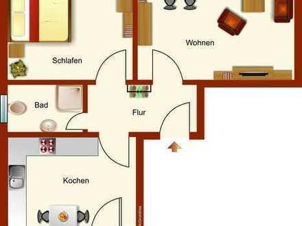 Schöne 2-Zimmer-Altbauwohnung / Karlsruhe - Oststadt