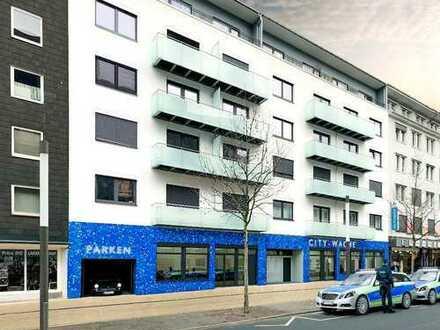 Gepflegte 2-Zimmer-Wohnung mit Einbauküche in Dortmund-City