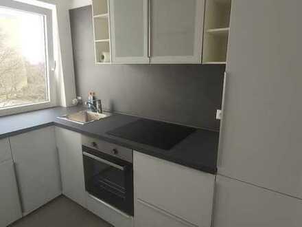 Schöne, geräumige, möblierte 1-Zimmer Wohnung in Wiesbaden, Nordenstadt