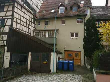 Mitbewohner/in im Herzen Rottweils in charmanter 4,5-Zimmer-DG-Maisonette-Altbau-Whg mit ausgebaute