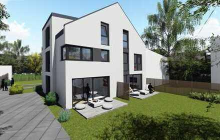 *Mein Haus am Rhein* Neubau Doppelhaushälfte in Biebrich