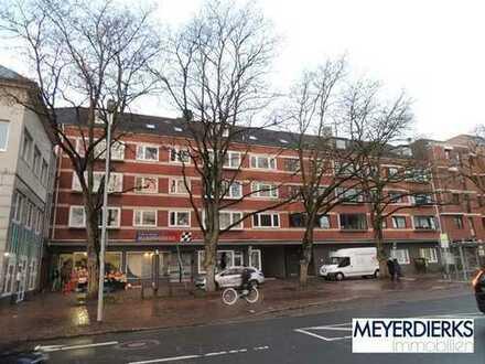 Osternburg - Damm: gemütliche 3-Zimmer-Dachgeschosswohnung in fußläufiger Nähe zur Innenstadt