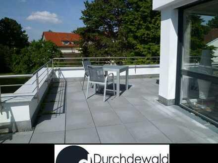 Modernes Penthouse mit traumhaftem Ausblick und schöner Sonnenterrasse