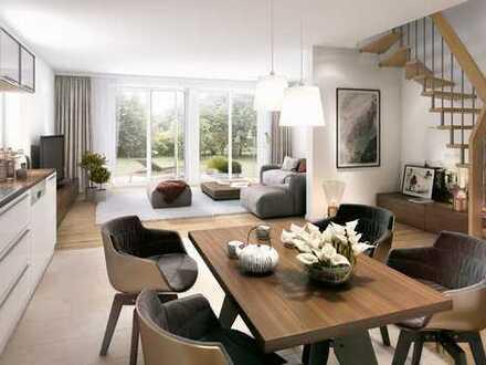 Platz für Alle! Modernes Reihenhaus mit schönem Garten in familienfreundlichem Ambiente