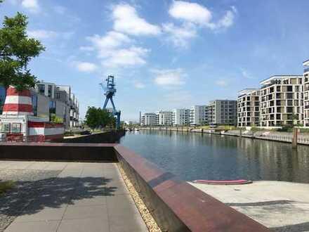 Offenbach Kaiserlai, Marina Gardens, individuelles Wohnen direkt an der Hafeninsel