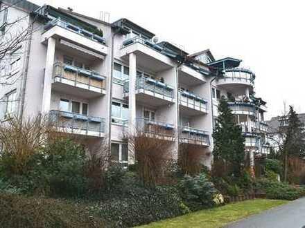 2-Raum Wohnung mit Terrasse im Grünen